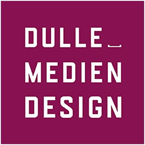 Dulle Medien Design Logo